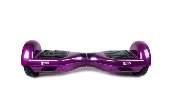 hoverboard violet