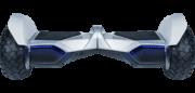 hoverboard tout terrain gris
