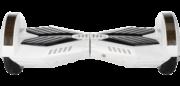hoverboard blanc et noir