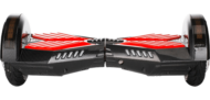 Hoverboard rouge 8