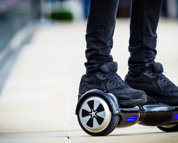 hoverboard legs