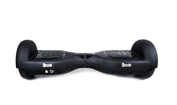 hoverboard pas cher noir mat