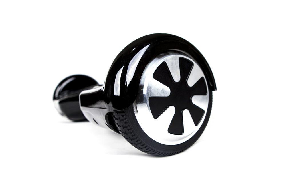 hoverboard noir roue