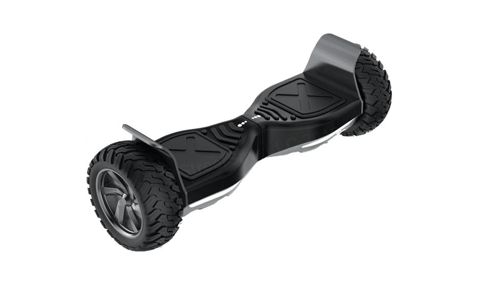 hoverboard tout terrain noir hoverboard 4x4 hoverboard. Black Bedroom Furniture Sets. Home Design Ideas