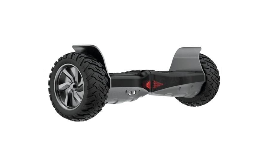 hoverboard tout terrain noir