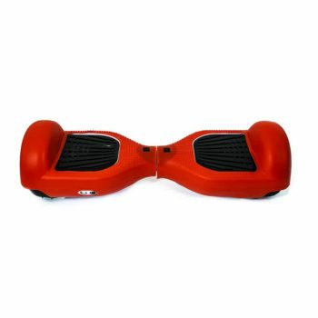 coque hoverboard rouge