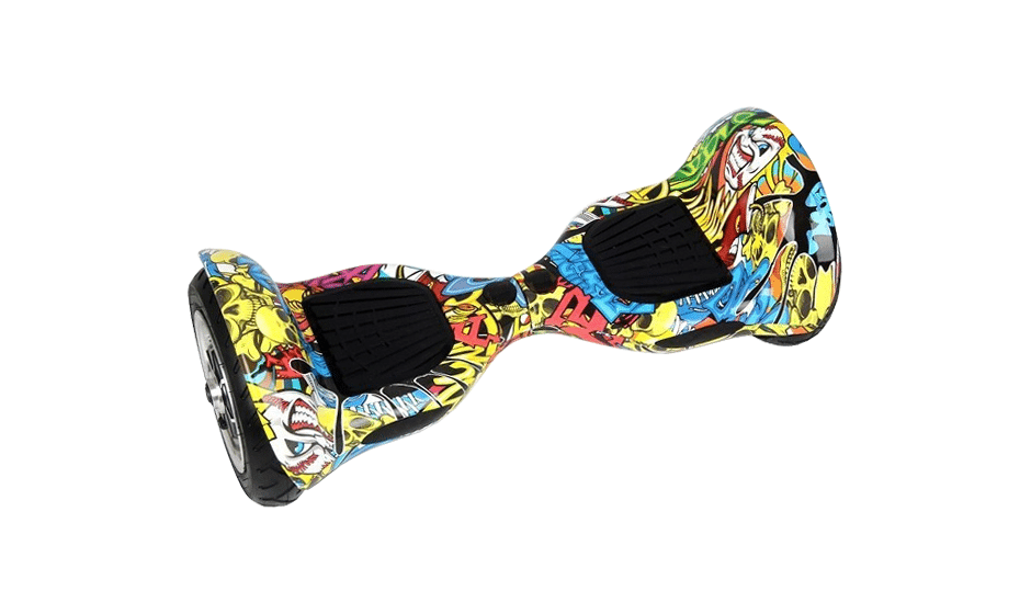 hoverboard graffiti 10 pouces hoverboard pas cher. Black Bedroom Furniture Sets. Home Design Ideas
