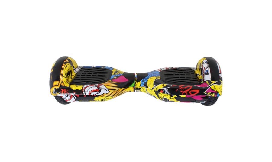 hoverboard graffiti  pas cher