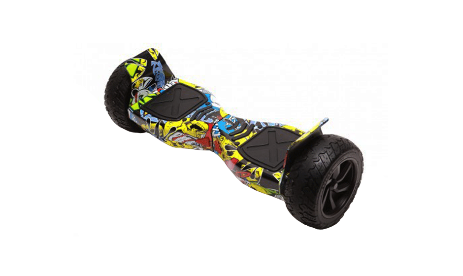 hoverboard tout terrain graffiti overboard graffiti hoverboard pas cher. Black Bedroom Furniture Sets. Home Design Ideas