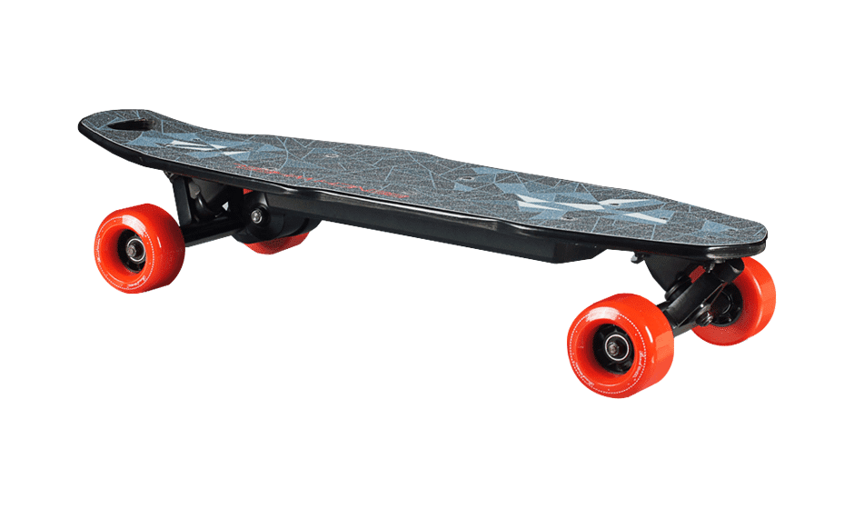skateboard electrique penny board pas cher skate lectrique noir. Black Bedroom Furniture Sets. Home Design Ideas